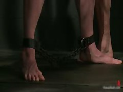 Brenn, Adam And Blake In Horny Extreme Gay Bondage S&M Fetish Threesome 10 By BoundPride