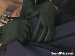 Extreme Gay BDSM Porn Video 1 By BoundPride