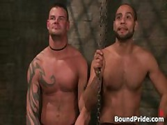 Derrick And Leo In Sexy Extreme Homo Bdsm Bdsm Video 12 By BoundPride