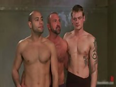 Leo And Trent In Very Extreme Gay Porn Bondage 16 By BoundPride