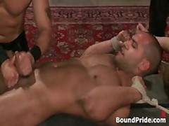 Leo And Trent In Very Extreme Gay Sex Fetish 13 By BoundPride