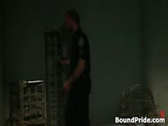Josh And CJ In Amazing Extreme Queer Bdsm Bdsm Fetish Movie 2 By BoundPride