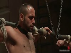 Alessio And Leo In Horny Extreme Gay Bondage S&M Fetish Movie 12 By BoundPride