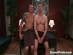 Cliff And Troy In Horny Extreme Gay Bondage Fetish Movie 15 By BoundPride