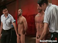 Alessio And Leo In Horny Extreme Gay Bondage S&M Fetish Movie 3 By BoundPride