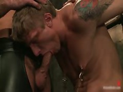 Spencer Philip In Very Extreme Gay Bondage Action 7 By BoundPride