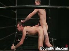Tied Gagged And Extreme Torture Queer Fetish 5 By BoundPride