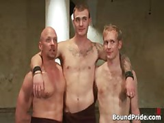 Ned And Chad In Very Extreme Free Gay Porno Fetish 19 By BoundPride