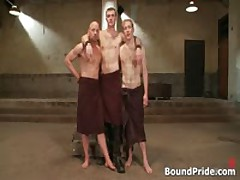 Ned And Chad In Very Extreme Gay Porn Bondage 18 By BoundPride