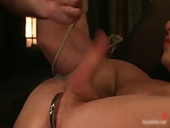 Spencer Philip In Very Extreme Gay Bondage Action 9 By BoundPride
