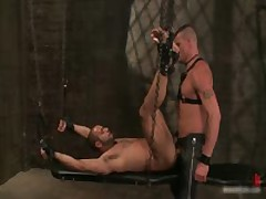 Derrick And Leo In Horny Extreme Gay Bondage Fetish Video 9 By BoundPride