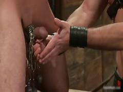 Jason Dirk In Very Extreme Gay Bondage Action 1 By BoundPride