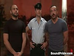 Alessio And Leo In Horny Extreme Gay Bondage S&M Fetish Movie 1 By BoundPride