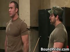 Spencer And Vince In Horny Extreme Gay Bondage Fetish Video 1 By BoundPride