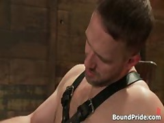 Jason Dirk In Very Extreme Gay Bondage Action 5 By BoundPride