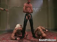 Leo And Trent In Very Extreme Gay Porn Bondage 8 By BoundPride