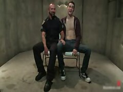 Josh And CJ In Horny Extreme Gay Bondage S&M Fetish Movie 1 By BoundPride
