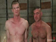 Nick And Blake In Horny Extreme Gay Bondage S&M Fetish Movie 12 By BoundPride