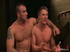 Spencer Philip In Very Extreme Gay Bondage Action 14 By BoundPride