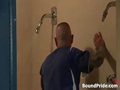 Nick And Blake In Horny Extreme Gay Bondage S&M Fetish Movie 3 By BoundPride
