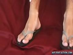Justin C. Foot Solo