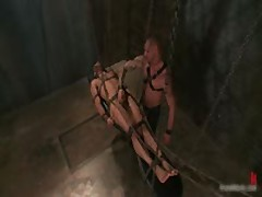 Derrick And Leo In Horny Extreme Gay Bondage Fetish Video 7 By BoundPride
