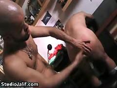 Manuel Roko And Pau Kbron Horny Hard Core Free Gay Porno 4 By StudioJalif