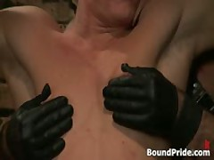 Spencer Philip In Very Extreme Gay Bondage Action 2 By BoundPride