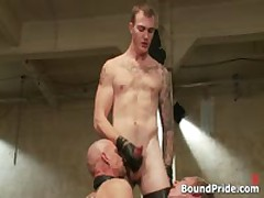Ned And Chad In Very Extreme Gay Porn Bondage 17 By BoundPride