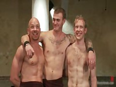 Ned And Chad In Very Extreme Gay Porn Bondage 20 By BoundPride