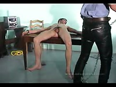 Master In Uniform Play With Slave