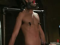 Leo And Trent In Very Extreme Gay Porn Bondage 3 By BoundPride