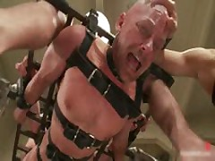 Ned And Chad In Very Extreme Gay Porn Bondage 11 By BoundPride