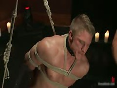 Spencer And Phillip In Very Extreme Gay Porn Bondage 8 By BoundPride