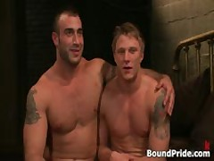 Spencer Philip In Very Extreme Gay Bondage Action 13 By BoundPride