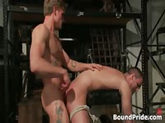 Phenix And Trent In Very Extreme Gay Porn Bondage 6 By BoundPride