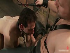 Jason Dirk In Very Extreme Gay Bondage Action 6 By BoundPride