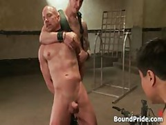 Ned And Chad In Very Extreme Gay Porn Bondage 8 By BoundPride