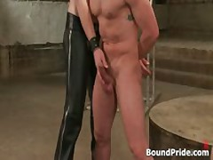 Ned And Chad In Very Extreme Gay Porn Bondage 3 By BoundPride
