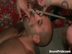 Leo And Trent In Very Extreme Gay Porn Bondage 13 By BoundPride