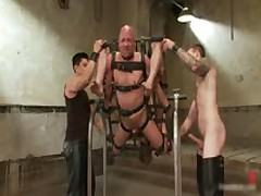 Ned And Chad In Very Extreme Gay Porn Bondage 9 By BoundPride