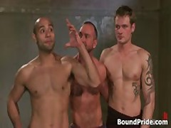 Leo And Trent In Very Extreme Gay Porn Bondage 15 By BoundPride