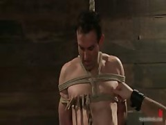 Jason Dirk In Very Extreme Gay Bondage Action 4 By BoundPride