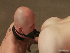 Ned And Chad In Very Extreme Gay Porn Bondage 15 By BoundPride