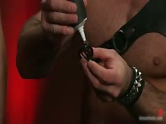 Spencer And Phillip In Very Extreme Gay Porn Bondage 7 By BoundPride