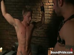 Spencer Philip In Very Extreme Gay Bondage Action 3 By BoundPride
