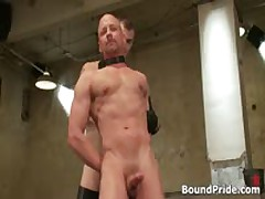Ned And Chad In Very Extreme Gay Porn Bondage 13 By BoundPride