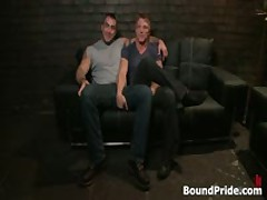 Spencer Philip In Very Extreme Gay Bondage Action 1 By BoundPride