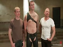Ned And Chad In Very Extreme Gay Porn Bondage 1 By BoundPride