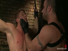 Spencer Philip In Very Extreme Gay Bondage Action 4 By BoundPride